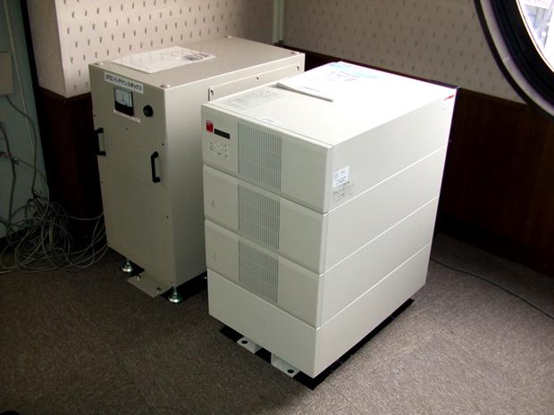 UPS・蓄電池設置工事