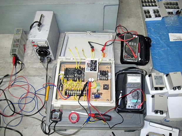 各種電源設備点検保守